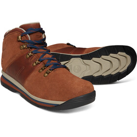 Timberland GT Rally Mid Leather WP Shoes Men medium brown suede